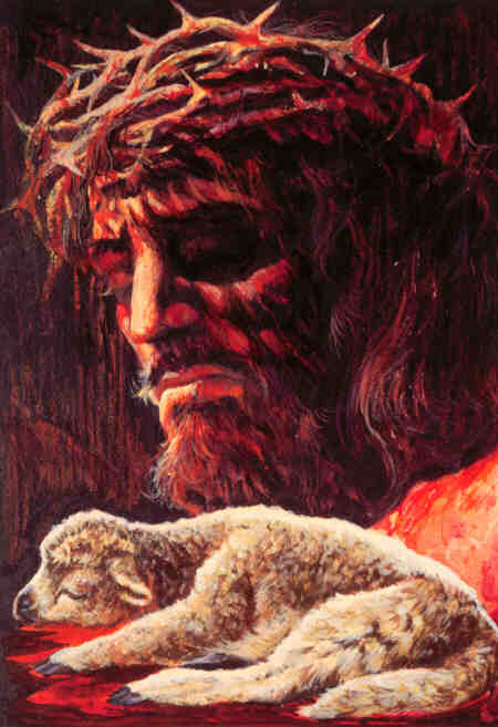 jesus-and-the-lamb